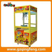 Brazil South America claw crane vending machines for sale WA-QF010