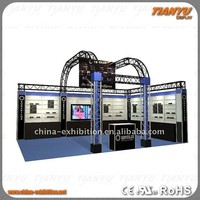 2015 china textile aluminum truss roof system
