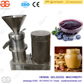 Peanut Butter Coco Bean Milling Machine Onion Paste Making Machine