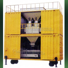 Containerized Mobile Weighing and Bagging Machine, CE, ISO9001-2008