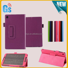 New Arrival Popular Item 7 Inch Tablet Leather Case For ASUS Memo pad 7 me572c 572C ME572 572CL