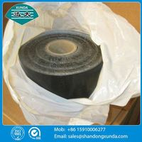 high peel strength bitumen coating tape for pipeline from China workshop