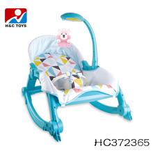 China wholesale high quality automatic electric baby rocking chair with music HC372365