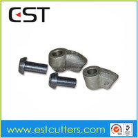 Tungsten Carbide Teeth Holder and Teeth Sleeve