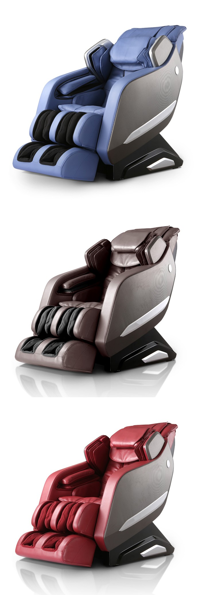 beauty health massage chair RT6910S hypnotherapy 3d massage chairs
