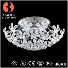hot new products for 2015 chrome ceiling light decorative crystal models for the bedroom chandelier MC8152-18