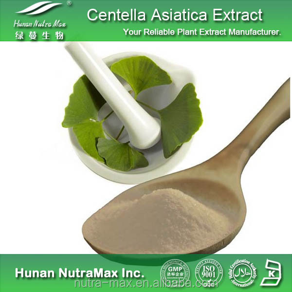 Plant Extract Centella Asiatica Powder Extract/Centella Asiatica Powder