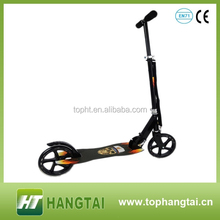 Aluminum adult 200mm kick scooter for outdoor mobility foot scooter