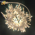 Waterproof led rubber string light for christmas decoration