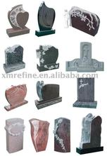 black galaxy tombstone headstone