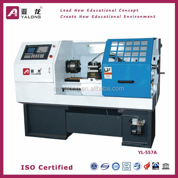 CNC Milling Machine laboratory equipment ,Milling Machine Training Unit , Milling Education Kit , Training Equipment