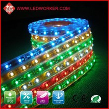 High Brightness WS2801 36LED/M Addressable LED Strip DC12V 9W IP20 From Ledworker