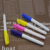 Permanent Graffiti Fabric Marker For Kids DIY Coloring on T-Shirt Hat Shoes