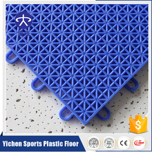 Factory Low Price Outdoor PP Interlocking Tiles For Basketball Court Floor