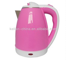 plastic electric hot water kettle