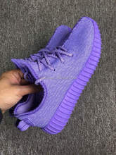 2016 branded casual new purple color running shoes man sneaker running shoes for yeezyes 350