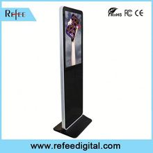 Refee SD Slot and USB Port,Full HD 42 inch free stand advertising kiosk