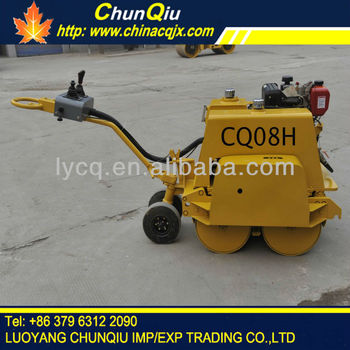 walk behind road roller CQ08H with 0.8 ton