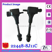 High Quality Car Ignition Coil 12V for MAXIMA QX VQ30 DE AIC-3103G 22448-8J11C