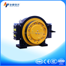 WTD1-B 630KG no noise PM motor gearless traction machine elevator overload sensor