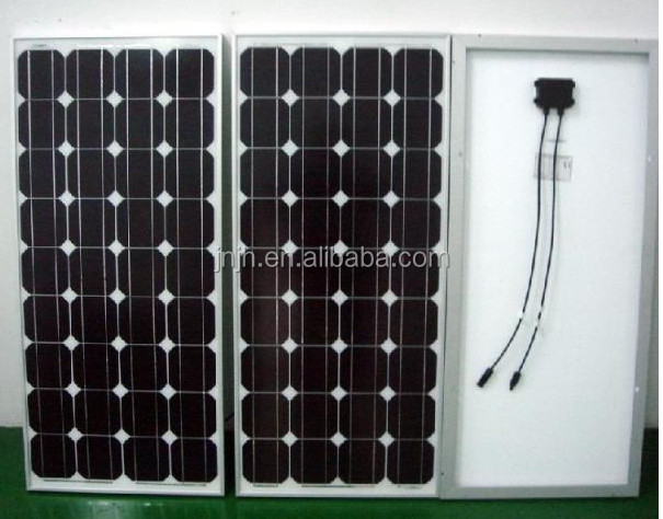 Best effeciency good quality Mono 250W solar panels for home use and inverter