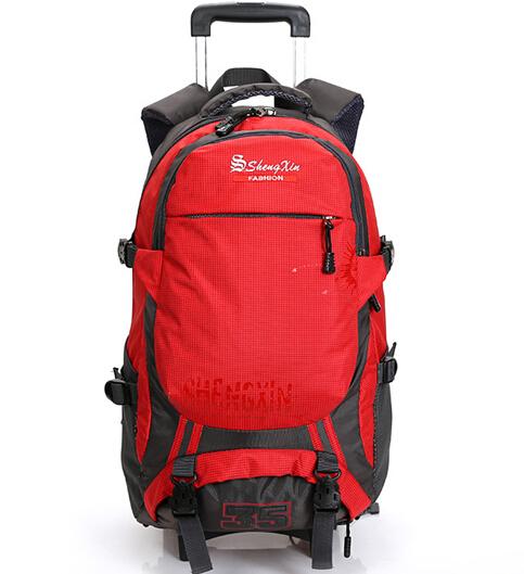 trolley school travel rolling backpack good hiking trolley. Black Bedroom Furniture Sets. Home Design Ideas