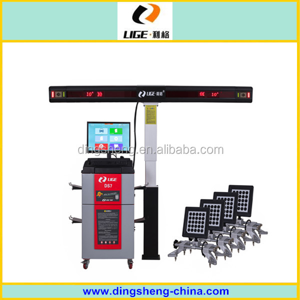 Car diagnostic tool 4 tyre wheel alignment DS7