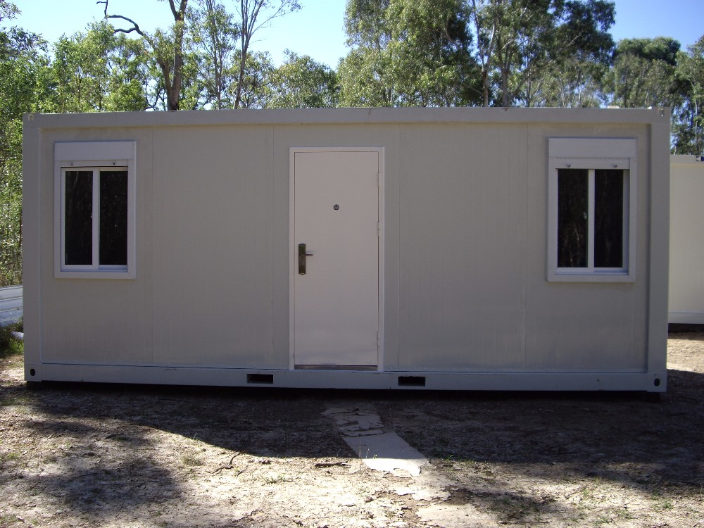 Custom-made cheap container prefab modular house