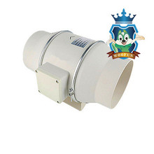China air cooling blower exhaust smoke centrifugal blower inline fan