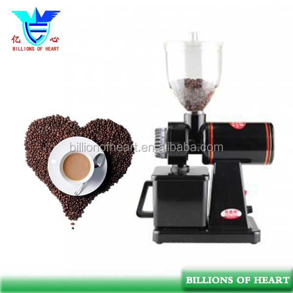 Commercial coffee grinder coffee grinder machine electric mini wet grinder