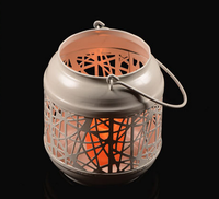 cheap decorative stainless steel metal candels lantern