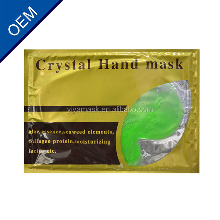 Mond'sub Green Apple Moisturizing and Brightening Hand Mask