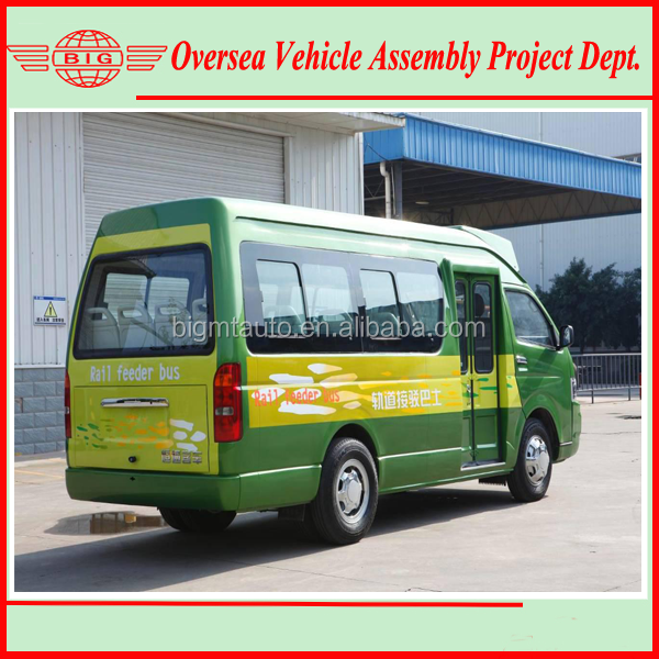Cheap 16-20 Seats Mini Bus with high Quality