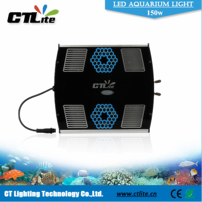 CTL-G4 -MAM-150 cheap high cost effective led aquarium lighting quality intelligent smart wifi app control G4 aquarium ctlite
