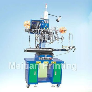 round/flat precision heat transfer printing machine,high quality