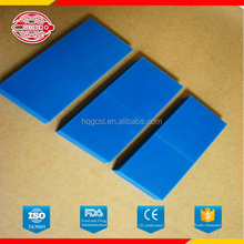 Factory directly sale blue nylon 66 sheet with large stock and quick delivery