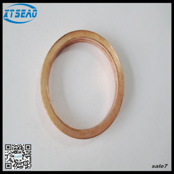 High quality flat copper washer for automotive parts