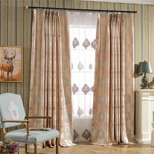 guangzhou yuhong curtain design new model ready made curtains