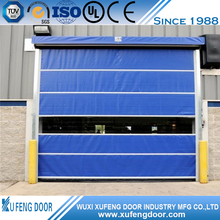 China Supply Touchscreen Style Pvc Roller Door