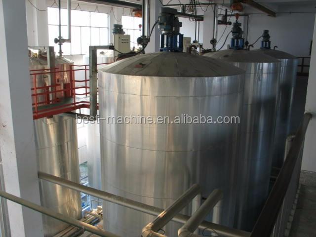 Professional Malaysia Indonesia 1000TPD Fresh Palm Fruit oil Production Line with certificate ISO9001 CE BV