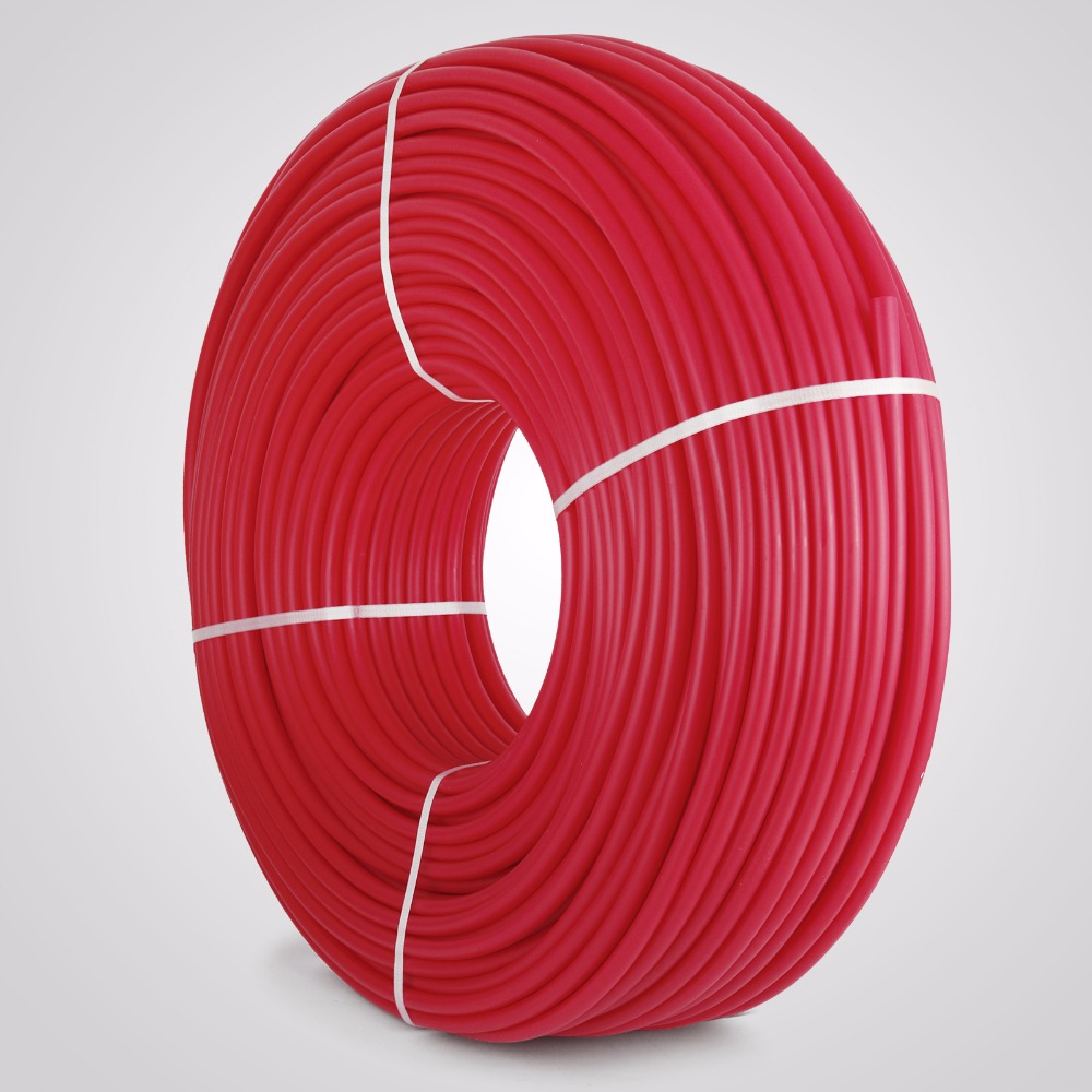 "1/2"" x 1000ft feet Pex Tubing <strong>Oxygen</strong> Barrier <strong>O2</strong> EVOH Pex-B Red Radiant Floor Heat"