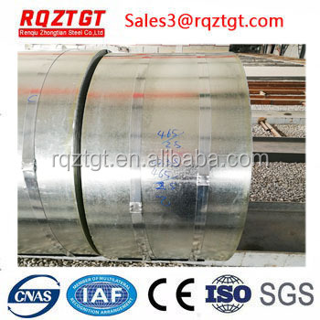 Wholesale&Retail Metal Galvanized Steel Coils Secondary quality