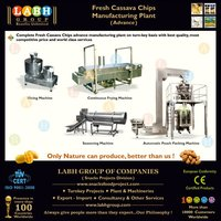Suppliers of Machines for Processing Cassava Crisps t868