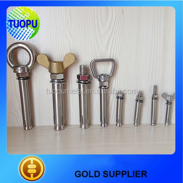 Wholesale factory price rigging lifting metal eye bolt,eye bolt and nut rigging ,eye bolt with carbon or stainless steel