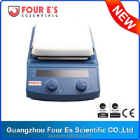 Factory Outluts Cheap Laboratory 7 Inch LED Digital Automatic Magnetic Hot Plate Stirrer