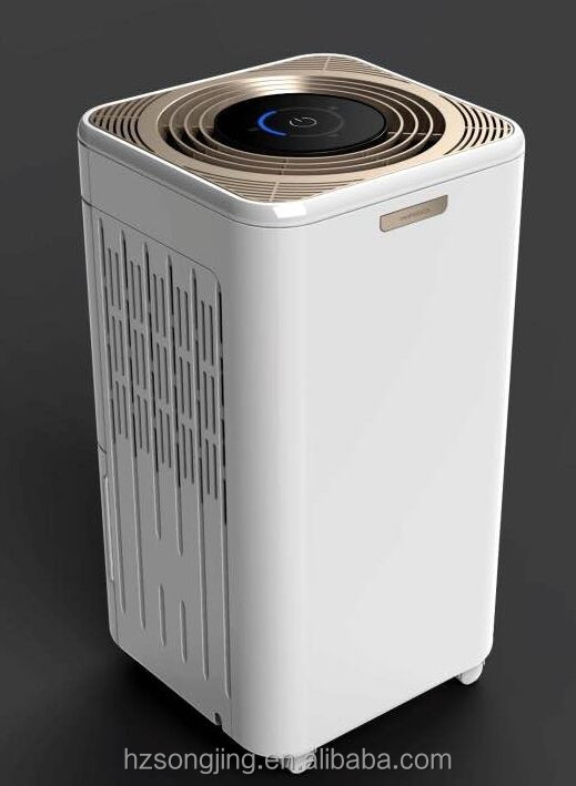 OL12-<strong>010</strong>-1E 2017 New product 12L/Day Home Dehumidifier with WiFi and Touch-Screen