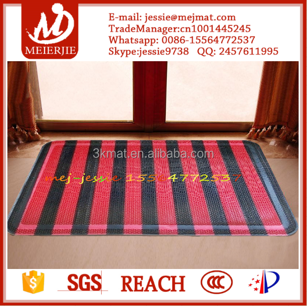 Promotional Products Custom Logo Mat, Doormat for Home, PVC floor mat