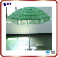 advertising personalized standard size beach umbrella