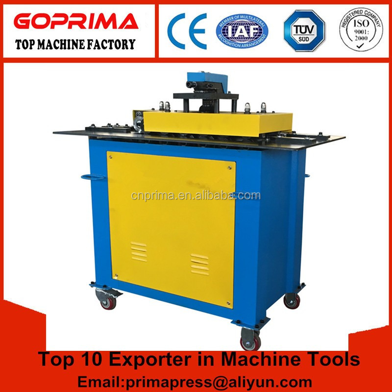 New technology energy saving elbow lock forming machine , metal bending machine with best quality