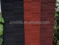 Stone coated metal roofing tiles/ iron sheet prepainted galvalume steel for villas,apartments
